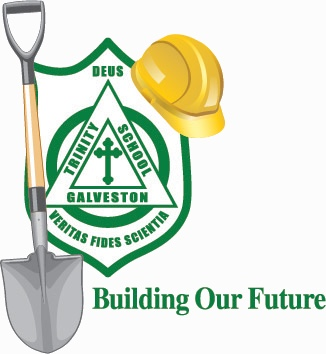 Building our future logo